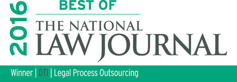 DTI Named Top Legal Process Outsourcing...