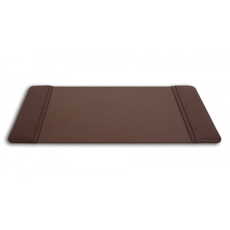 Chocolate Brown Leather Desk Pad, 22 x 1...