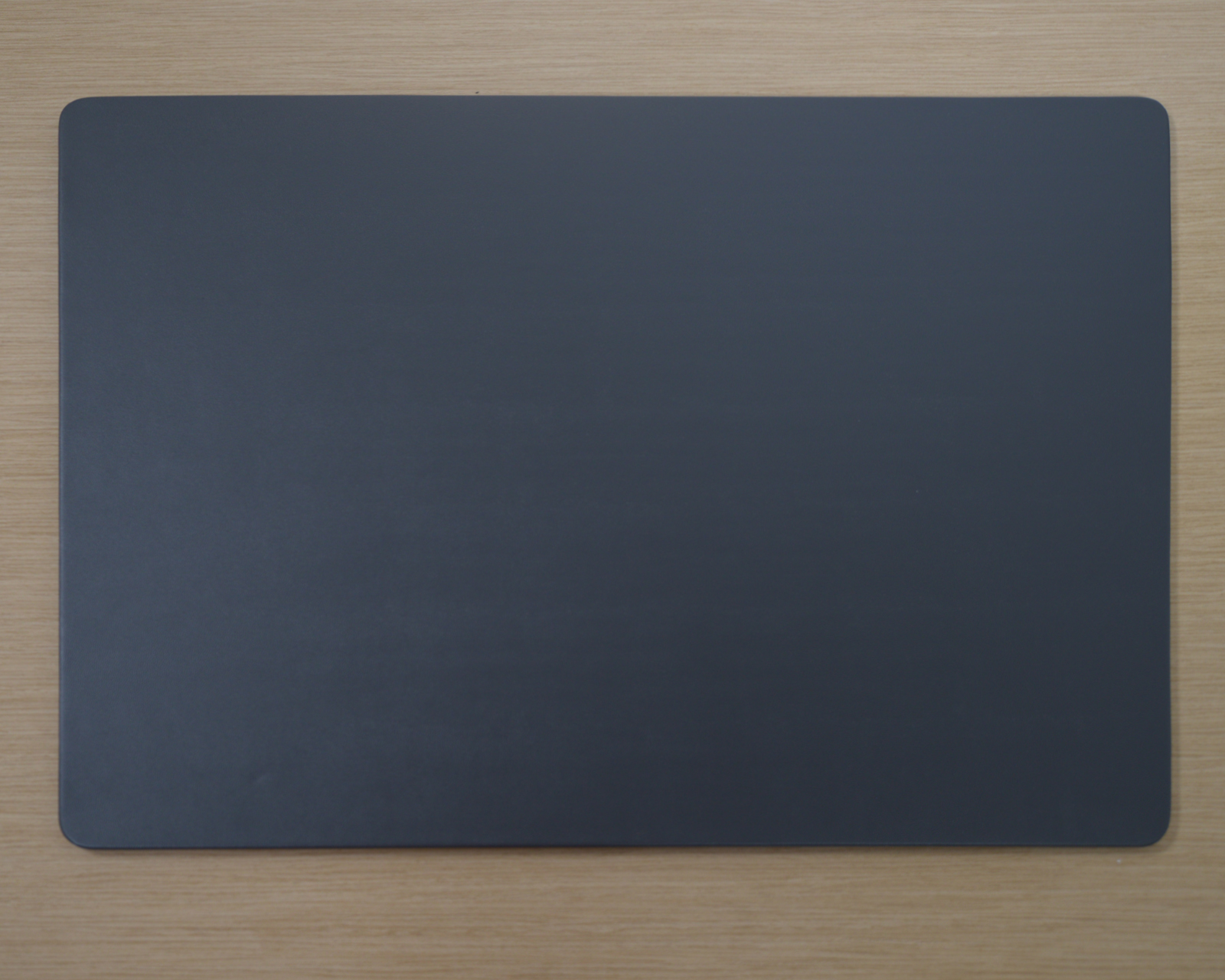 Gray Leatherette Conference Table Pad, 1...