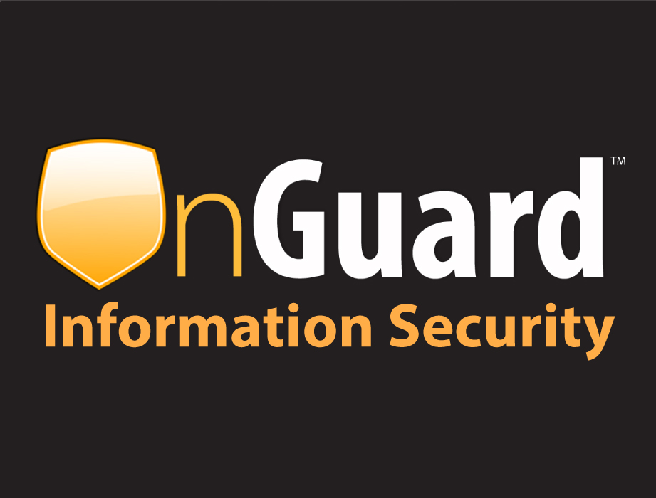 OnGuard™ Information Security