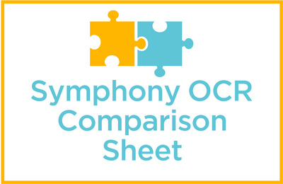 Symphony OCR Comparison