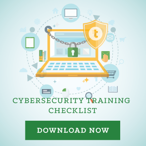 Cybersecurity Training Checklist