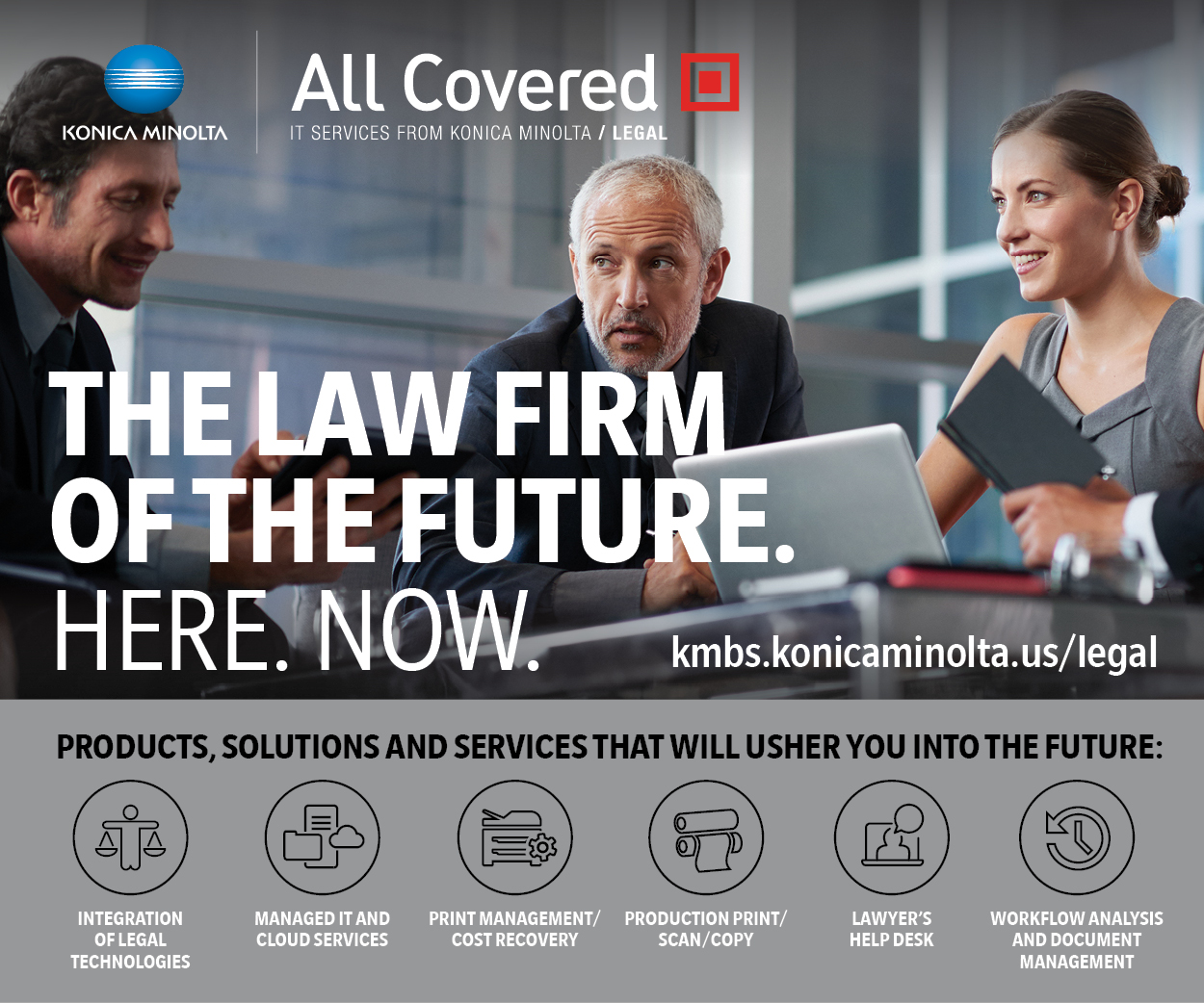 Konica Minolta Business Solutions U S A , Inc - ALA Legal