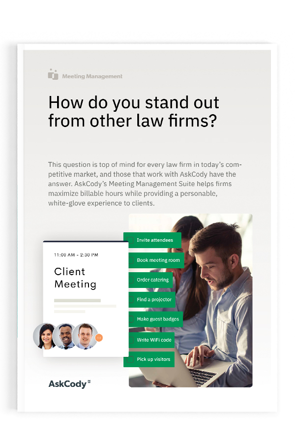 How do you stand out from other law firm...